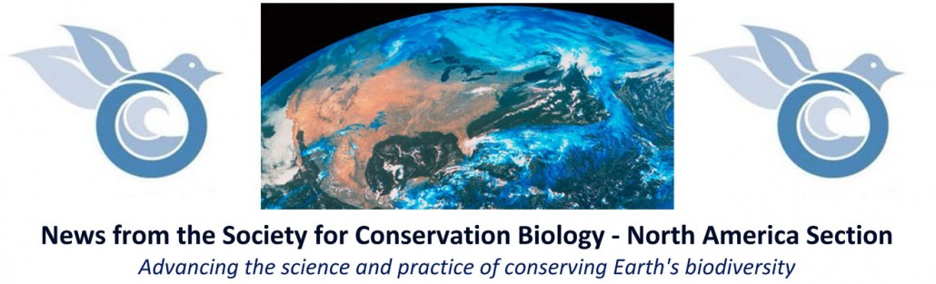 News from the Society for Conservation Biology - North America Section